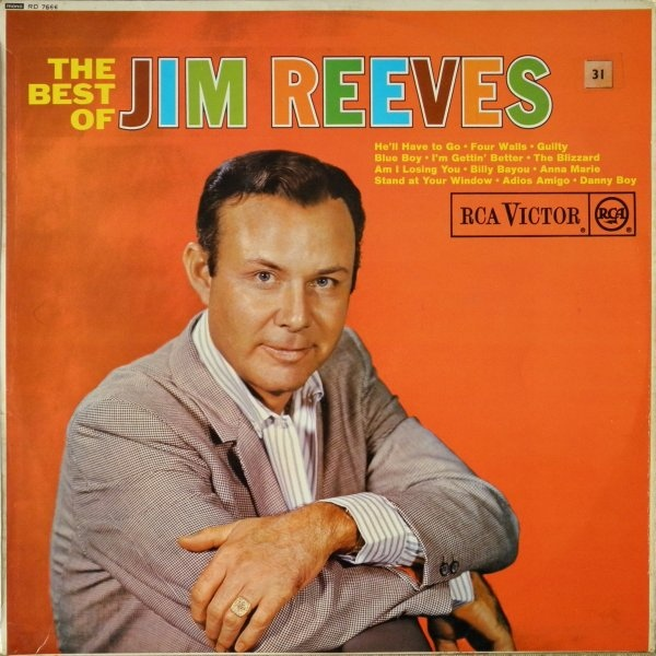 Reeves, Jim The Best Of Jim Reeves