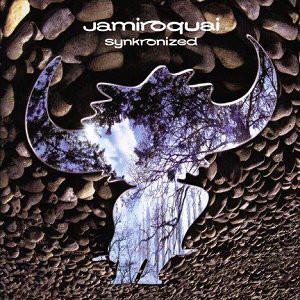 Jamiroquai Synkronized CD