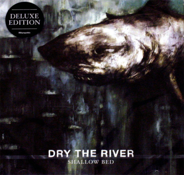 Dry The River Shallow Bed CD