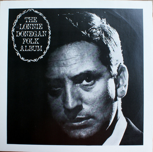 Donegan, Lonnie The Lonnie Donegan ‎Folk Album