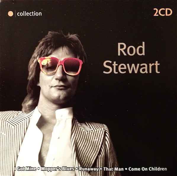 Stewart, Rod The Seventies Collection