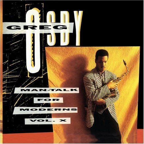 Osby, Greg Man-Talk For Moderns Vol. X Vinyl