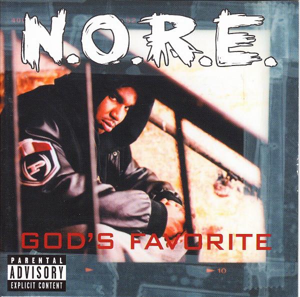 N.O.R.E. God's Favorite CD