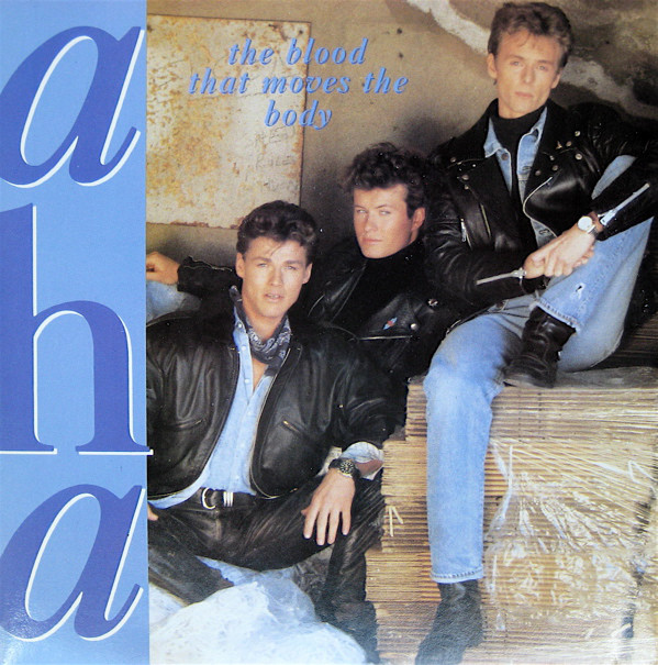 a-ha The Blood That Moves The Body Vinyl