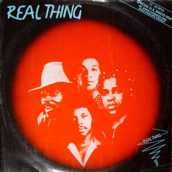 Real Thing Boogie Down (Get Funky Now) (Special U.S. Disco Mix)