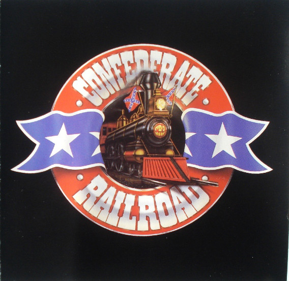 Confederate Railroad Confederate Railroad Vinyl