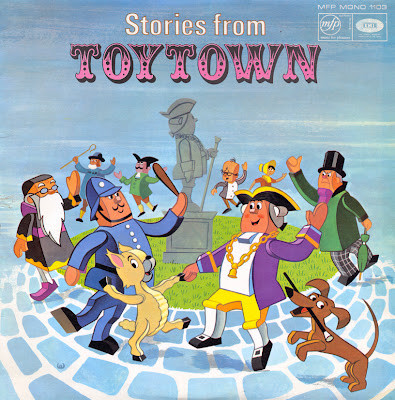 S. G. Hulme Beaman Stories From Toytown Vinyl