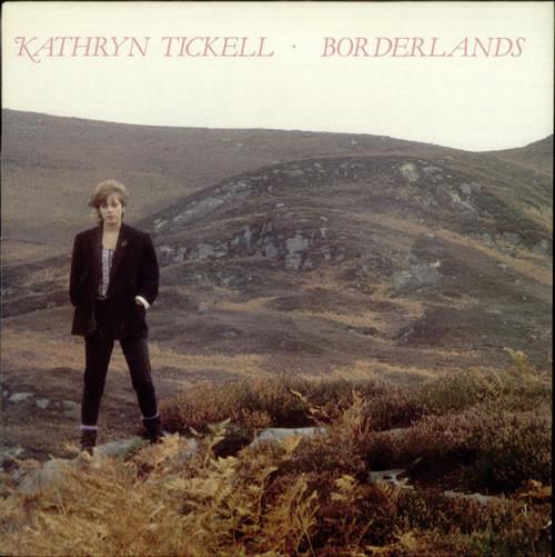 Kathryn Tickell Borderlands Vinyl