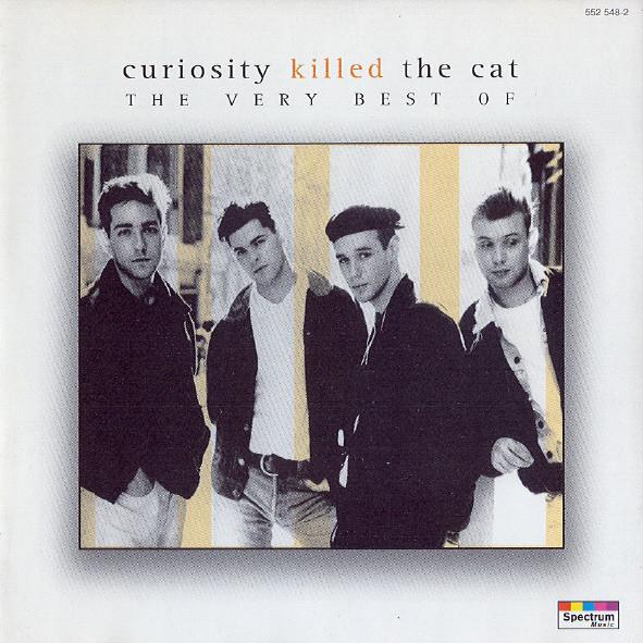 Curiosity Killed The Cat The Very Best Of Vinyl