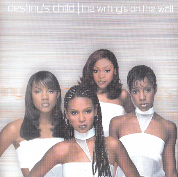 Destiny's Child The Writings On The Wall - 2 Disc