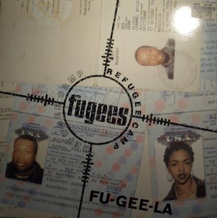Fugees Fu-Gee-La Vinyl
