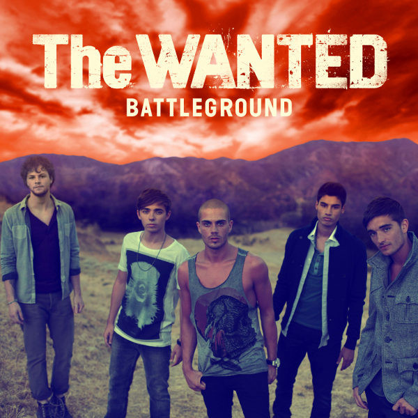 Wanted, The Battleground Vinyl