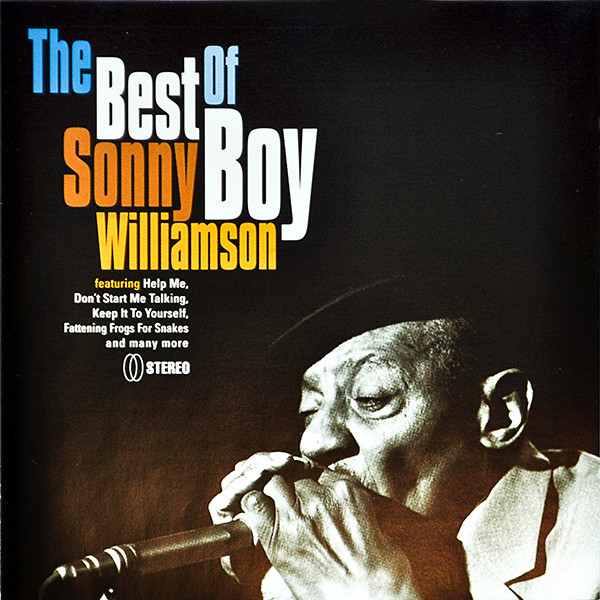 Williamson, Sonny Boy The Best Of Sonny Boy Williamson