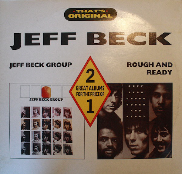 Beck, Jeff Rough And Ready