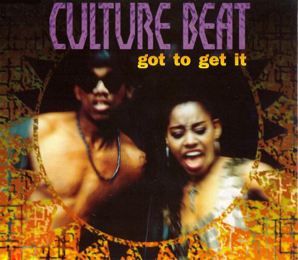 Culture Beat Got To Get It Vinyl