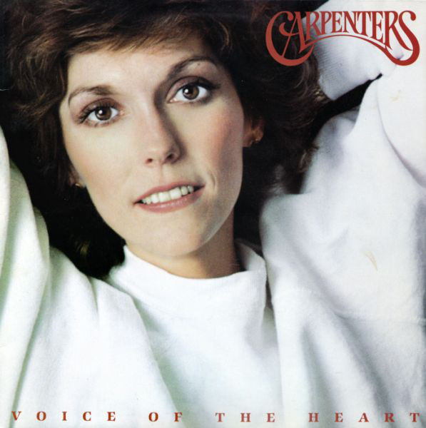 Carpenters Voice Of The Heart Vinyl