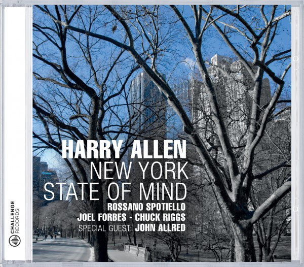 Allen, Harry New York State of Mind CD