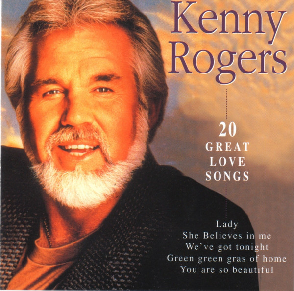 Rogers, Kenny 20 Great Love Songs