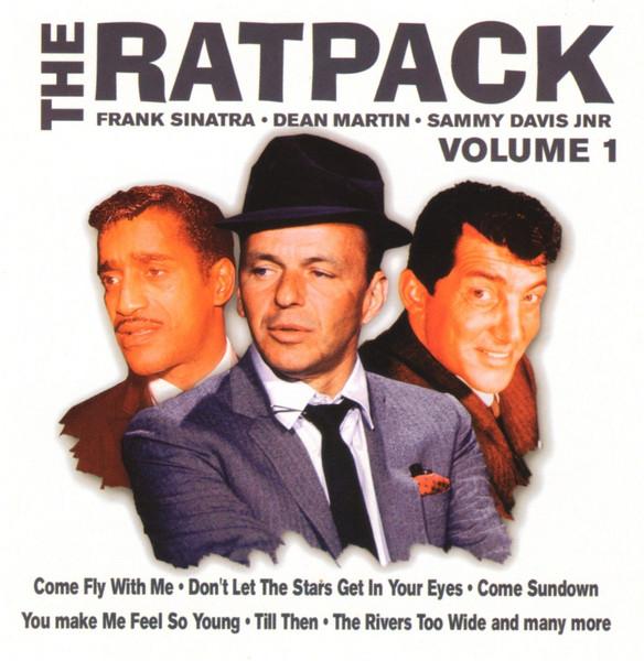Frank Sinatra, Dean Martin, Sammy Davis Jnr The Ratpack Volume 1 Vinyl