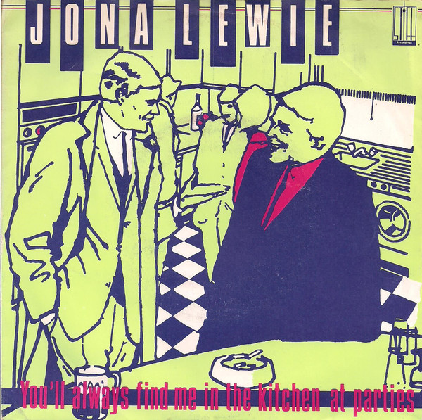 Lewie, Jona You'll Always Find Me In The Kitchen At Parties