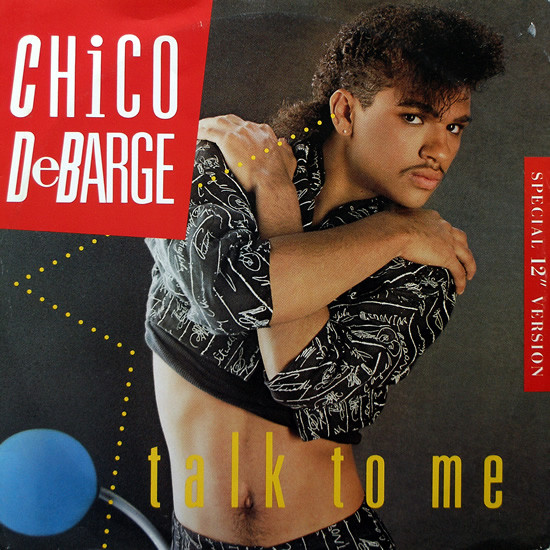 DeBarge, Chico Talk To Me Vinyl