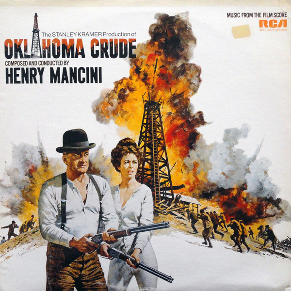 Henry Mancini Oklahoma Crude (Music From The Film Score)