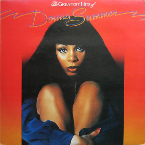 Donna Summer The Greatest Hits Of Donna Summer Vinyl