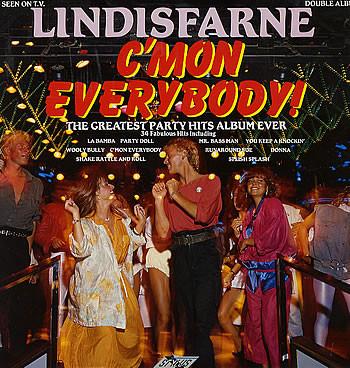 Lindisfarne Cmon Everybody Vinyl