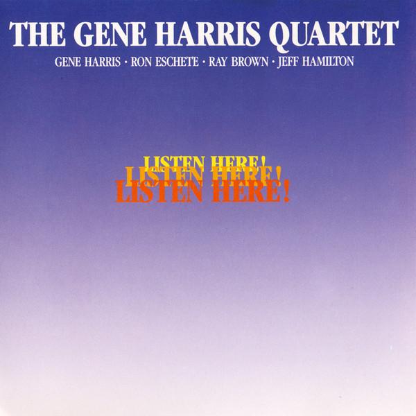 Harris, Gene Quartet Listen Here!
