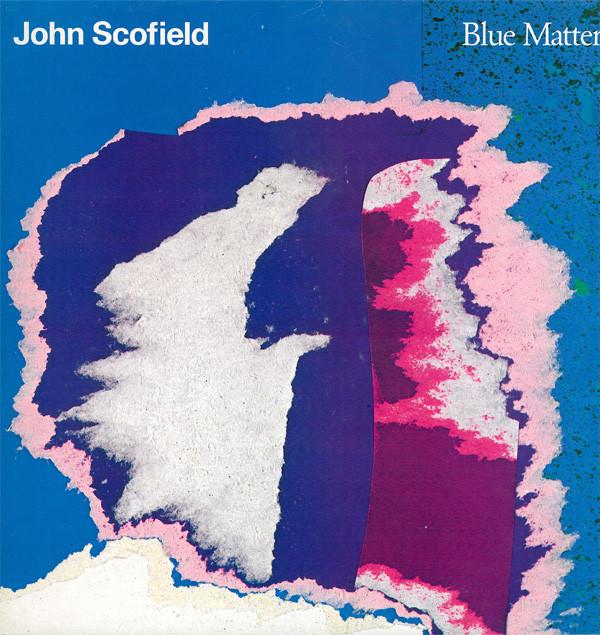 Scofield, John Blue Matter Vinyl