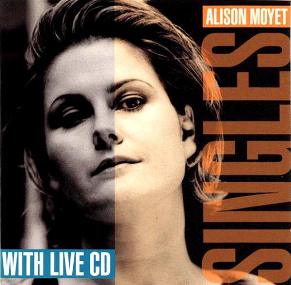 Moyet, Alison Singles Live