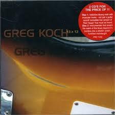 Koch, Greg 13 x 12 Vinyl