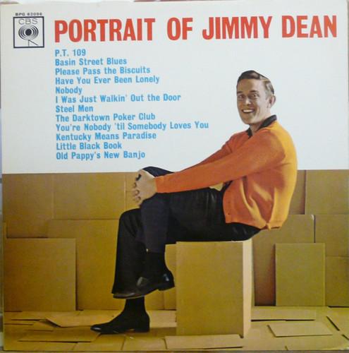 Jimmy Dean Portrait Of Jimmy Dean