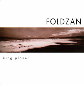 Foldzan King Planet CD
