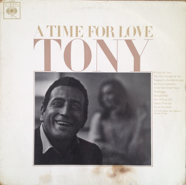 Bennett, Tony A Time For Love Vinyl