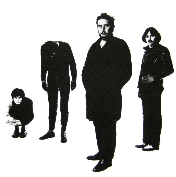 The Stranglers Black And White