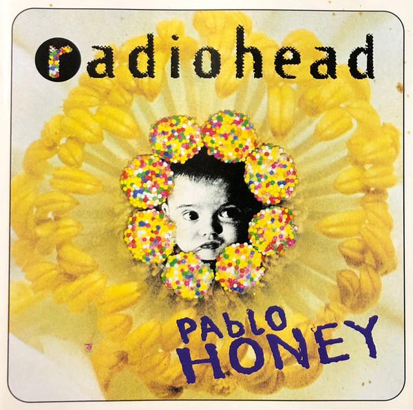Radiohead Pablo Honey CD