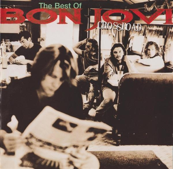 Bon Jovi The Best Of - Crossroads