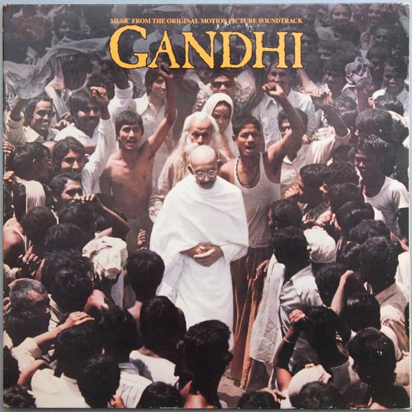 George Fenton / Ravi Shankar Gandhi Vinyl