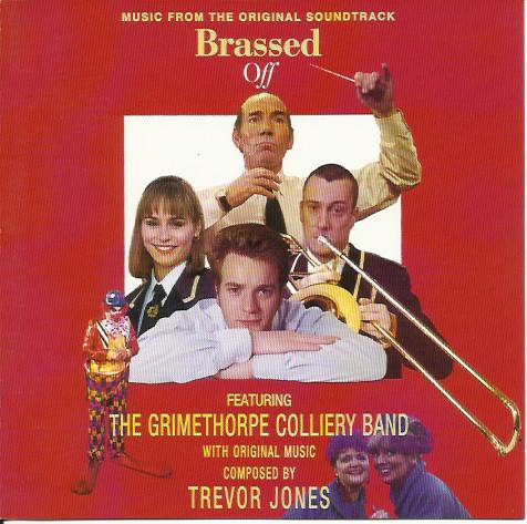 Original Soundtrack Brassed Off CD