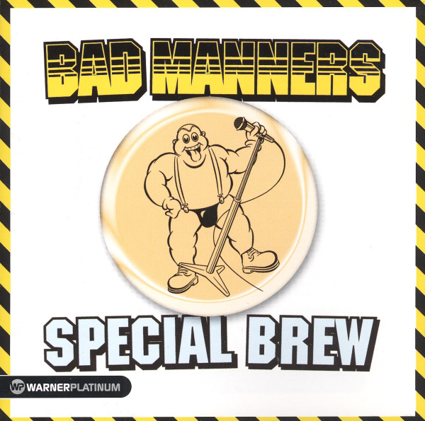 Bad Manners Special Brew CD