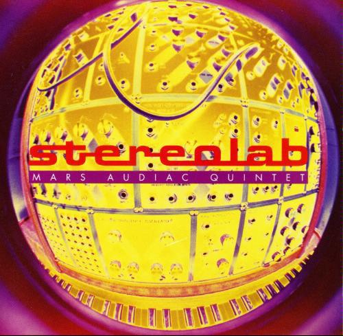 Stereolab Mars Audiac Quintet Vinyl