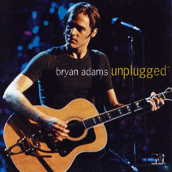 Adams, Bryan MTV Unplugged