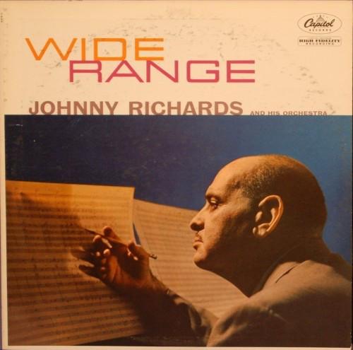 Richards, Johnny Wide Range Vinyl