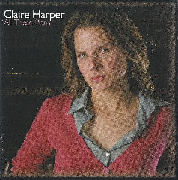 Harper, Claire All These Plans Vinyl