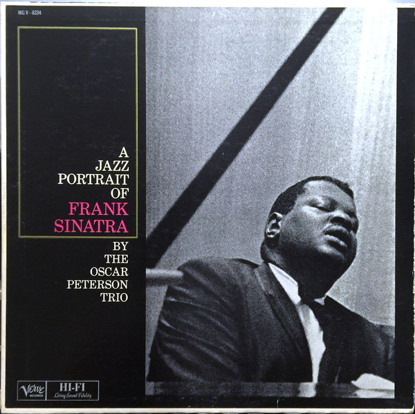 The Oscar Peterson Trio A Jazz Portrait Of Frank Sinatra