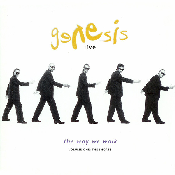 Genesis Live / The Way We Walk (Volume One: The Shorts) CD