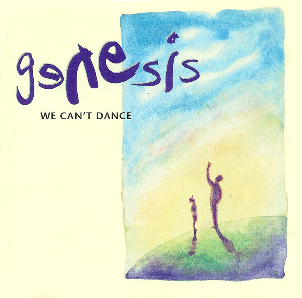 Genesis We Cant Dance