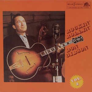 Gibson, Don Rockin' Rollin' Vol 2