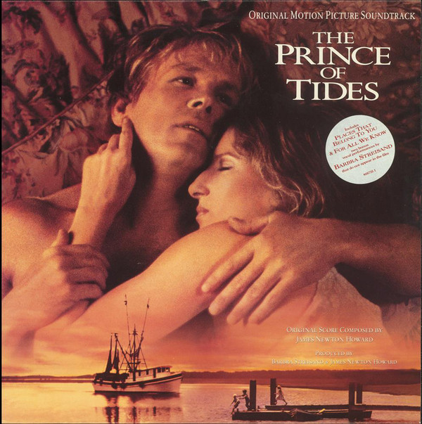 Original Motion Picture Soundtrack The Prince Ot Tides Vinyl